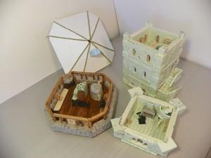 torre fortaleza proyecto